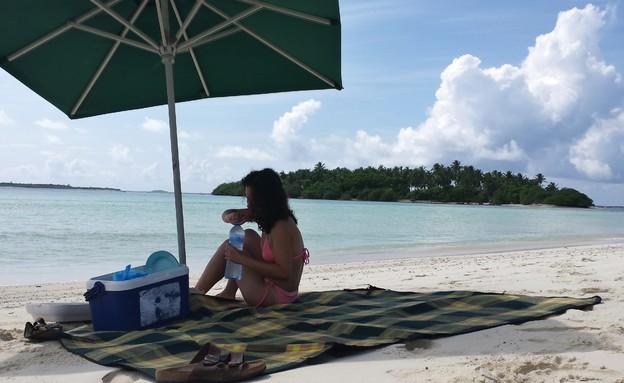קמפינג באי הנטוש קורנדו (צילום: מתן גז, mako חופש)