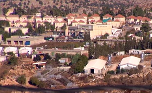 עמונה, ארכיון (צילום: חדשות 2)