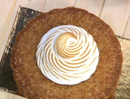 מאפה אגוזי לוז