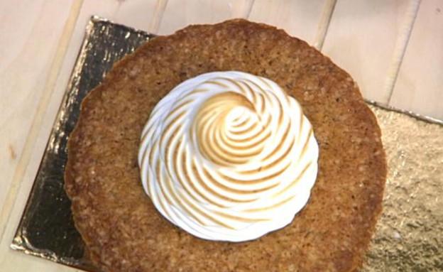 מאפה אגוזי לוז (צילום: מתוך