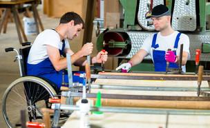 עובדים בעלי צרכים מיוחדים (אילוסטרציה: Shutterstock)