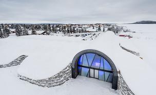 מלון קרח ICEHOTEL (צילום: assaf kliger, ICEHOTEL)