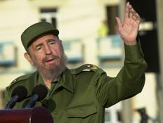 טירוף מוחלט במיאמי: פידל קסטרו קם לתחייה