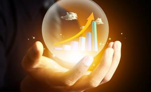 עתיד כלכלי (צילום: Shutterstock)