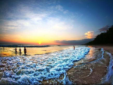 חוף בקוסטה ריקה