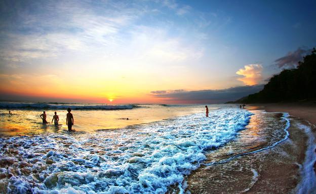 חוף בקוסטה ריקה (צילום: N K, Shutterstock)