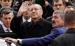 הנשיא ארדואן (צילום: רויטרס)