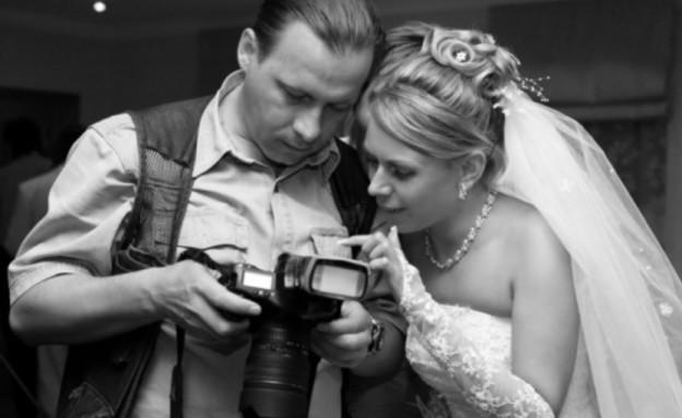 צלם חתונות וכלה (צילום: אימג'בנק / Thinkstock)