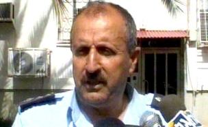 ניצב ג'מאל חכרוש (צילום: חדשות 2)