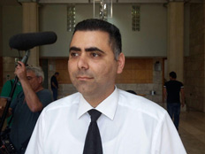 """עו""""ד סעיד חדאד (צילום: חדשות 2)"""