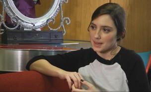 אליאנה תדהר בראיון לאנשים, דצמבר 2016 (צילום: מתוך אנשים, שידורי קשת)