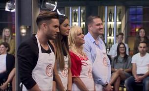 """האתגר הראשון של אירוע הגמר: פסטה (צילום: מתוך """"מאסטר שף"""" עונה 7, שידורי קשת)"""