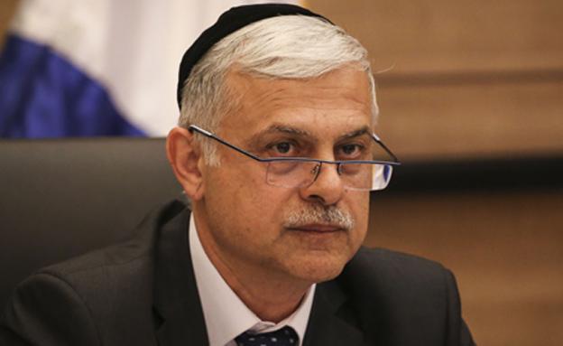חבר הכנסת לשעבר אמנון כהן, ארכיון (צילום: Hadas Parush/Flash90)