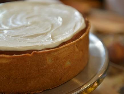 לורנץ ומינץ עוגת גבינה