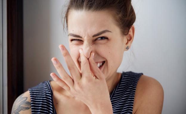 מסריח, סירחון (צילום: Shutterstock, מעריב לנוער)