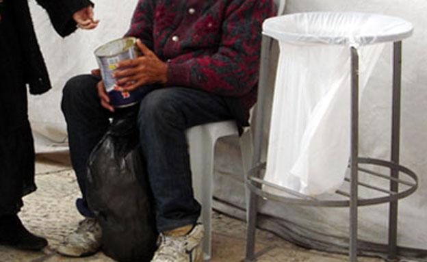העניים נעשים עניים יותר (צילום: דניאל נחמיה, חדשות 2)