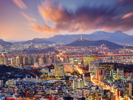 סיאול, דרום קוריאה (צילום: Sean Pavone, Shutterstock)