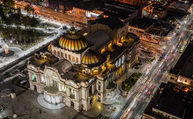 מקסיקו סיטי (צילום: Rafal Kubiak, Shutterstock)