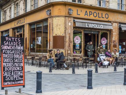בורדו, צרפת (צילום: Alvaro German Vilela, Shutterstock)