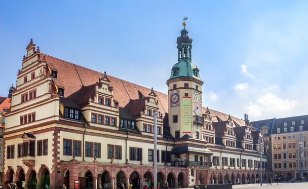 לייפציג, גרמניה (צילום: LaMiaFotografia, Shutterstock)