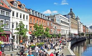 אורהוס, דנמרק (צילום: balipadma, Shutterstock)