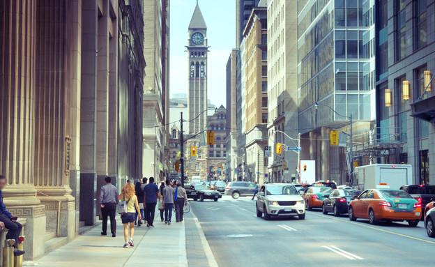 טורנטו, קנדה (צילום: maxi_kore, Shutterstock)