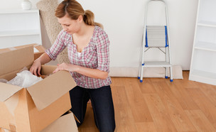 פינוי דירה (צילום: Shutterstock)