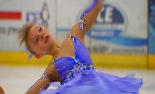 נסיכות על הקרח (צילום: חדשות 2)