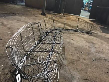 ספסל בניה 2