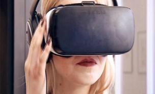 מציאות מדומה (צילום: חדשות 2)
