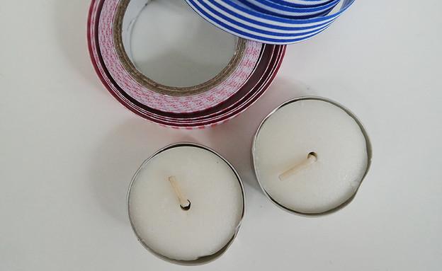 קישוטים 13, שדרוג לנרות חימום פשוטים (צילום: עופרי פז)