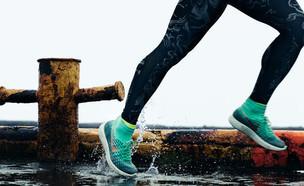 נעלי ריצה נייקי (צילום:  יחסי ציבור )