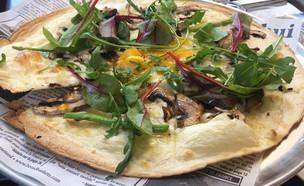 רנדוו מסעדה כשרה תל אביב פיצה (צילום: ליאור לב,  יחסי ציבור )