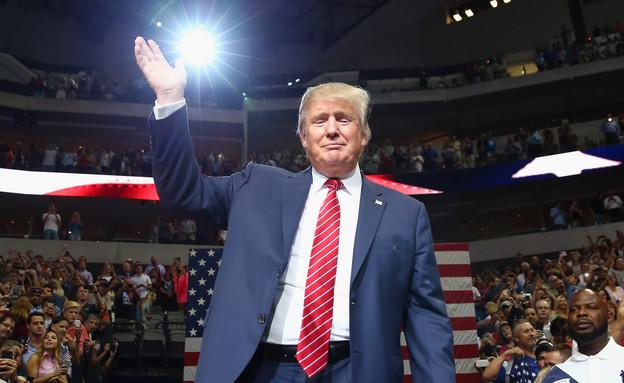 """דונלד טראמפ נשיא ארה""""ב (צילום: Tom Pennington, GettyImages IL)"""