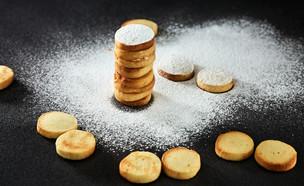 עוגיות שמן זית (צילום: אמיר מנחם, אוכל טוב)