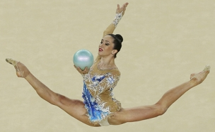 ריבקין באולימפיאדת ריו (צילום: רויטרס)