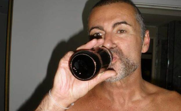 ג'ורג' מייקל (צילום: Splashnews)