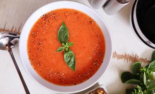 מרק עגבניות של טעימא (צילום: בני גם זו לטובה, אוכל טוב)