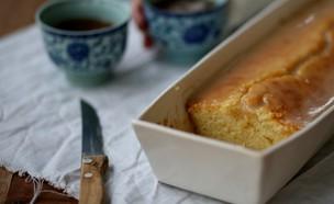 עוגת מייפל תפוז (צילום: קרן אגם, אוכל טוב)