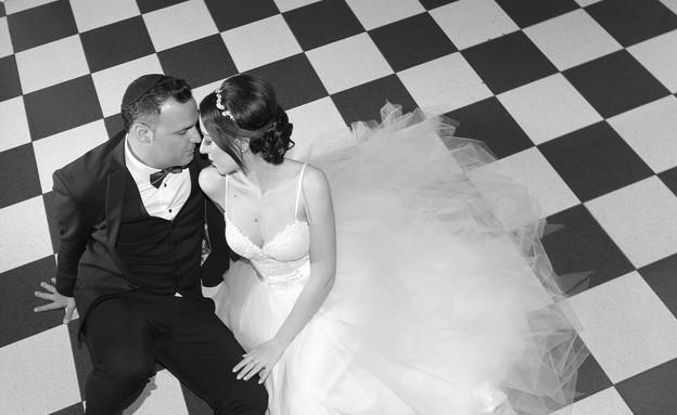 חנה רטינוב התחתנה, דצמבר 2016 (צילום: שי אסייג)