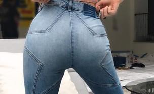 קנדל ג'נר, ג'ינס (צילום: אינסטגרם)
