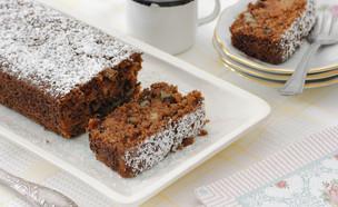 עוגת גזר טבעונית (צילום: נטלי לוין, אוכל טוב)