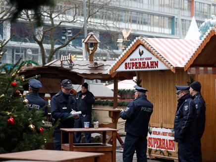 1,700 שוטרים נוספים בברלין