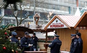 1,700 שוטרים נוספים בברלין (צילום: רויטרס)