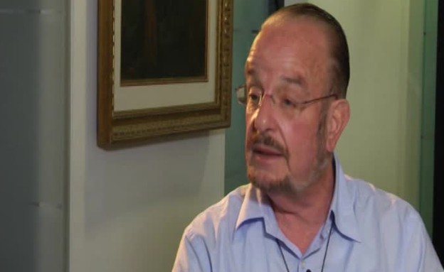 יורם שפטל בראיון לדרור גלוברמן (צילום: מתוך אנשים, שידורי קשת)