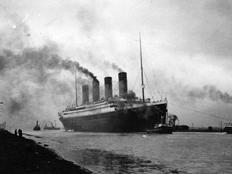 הטיטניק - לא הייתה צריכה לצאת לים (צילום: Topical Press Agency, GettyImages IL)