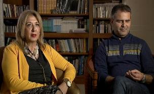 הגולנצ'יק שהתעוור פעמיים מדבר - הכתבה המלאה (צילום: חדשות 2)