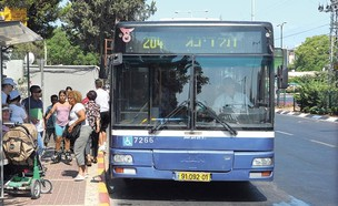 תחבורה ציבורית (צילום: איל יצהר, גלובס)