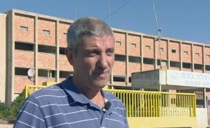יוסי כהן, מפעל סלילים-חולה (צילום: חדשות 2)