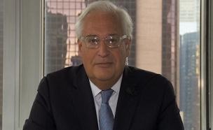 """השגריר הבא של ארה""""ב בישראל, דיויד פרידמן (צילום: חדשות 2)"""